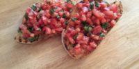 Le Bruschette: un grande piccolo piatto!