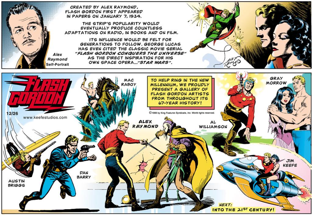 Flash Gordon (© degli aventi diritto)