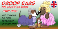 Droop Ears – The Story – 1st Book (part one)