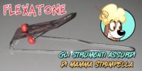 Strumenti Assurdi di Mamma Strimpella – Flexatone