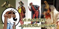 le maschere regionali italiane