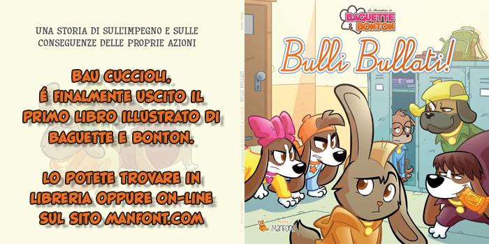 Bulli Bullati - Libro Illustrato