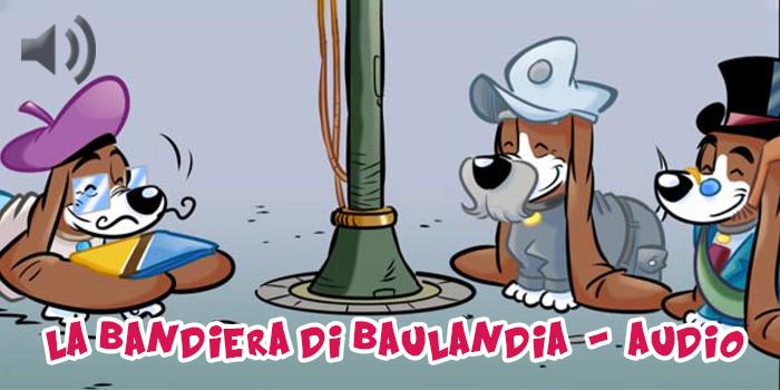 La Bandiera di Baulandia - audio