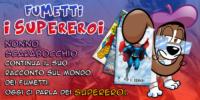 Fumetti – I Supereroi